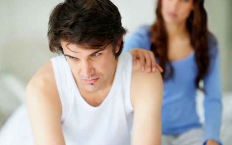 неприятные ощущения у мужчины