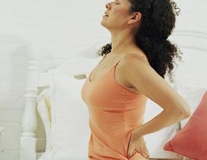 Боли в тазу могут быть спровоцированы перерастяжением сочленений
