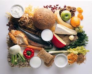 Для восстановления необходимо употреблять продукты богатые витаминами и минералами