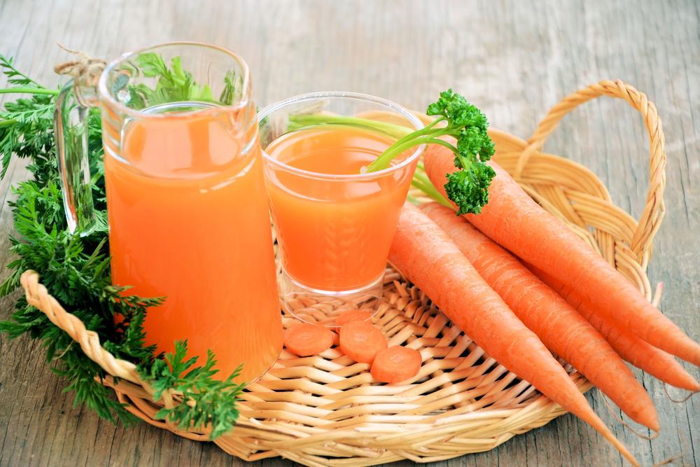 Полезные свойства моркови и морковного сока