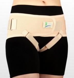 Тазовый корсет способствует удержанию тазовых костей в нужном положении