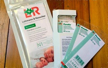 Как использовать пластырь от пупочной грыжи для новорожденных?