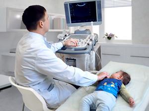 Диагностика подвывиха у ребенка