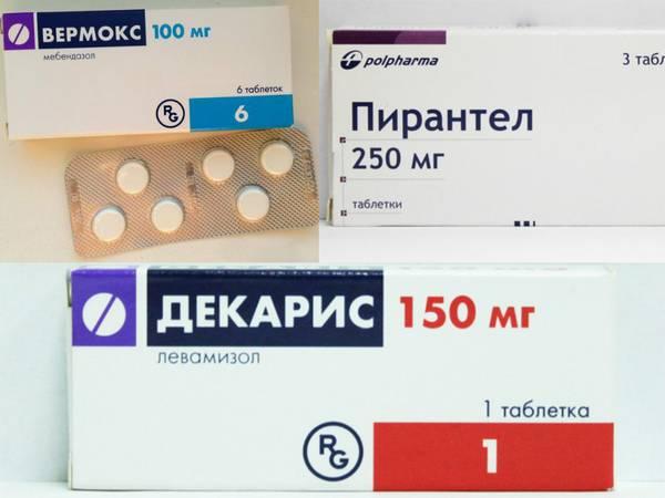 обзор антипаразитарных препаратов