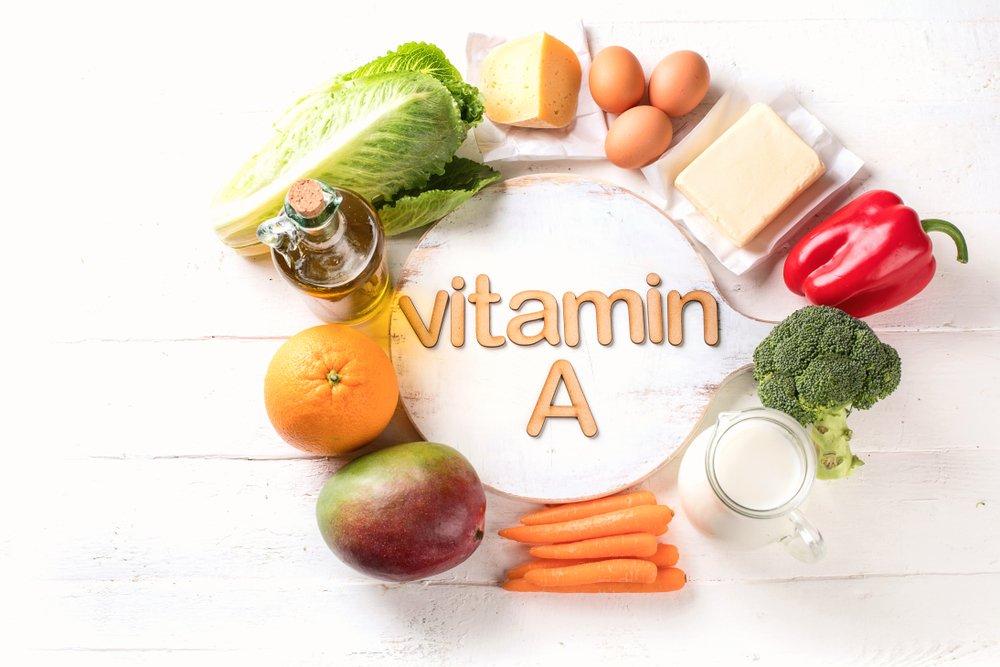 Витамин A (ретинол) — неиссякаемый источник молодости и красоты