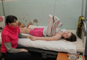 Кости у ребенка хоть и хрупкие, зато быстро срастаются