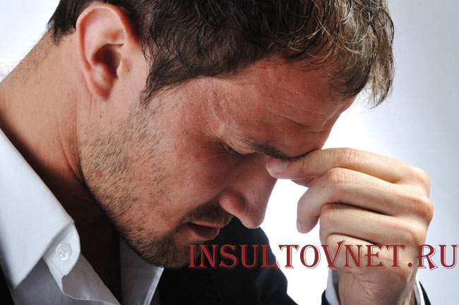 Инсульт у мужчин последствия