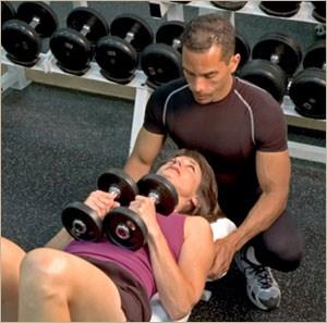 fitnes-trener