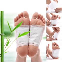 Отзывы о пластырях Фаберлик детокс для ног