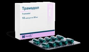 Опиоидный анальгетик Трамадол