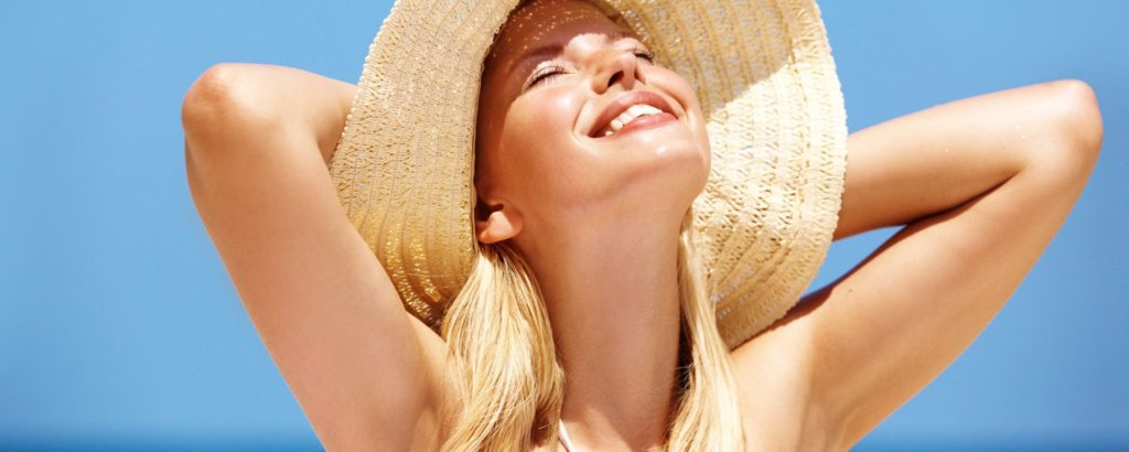 Лечение солнечных ожогов и правила безопасного загара