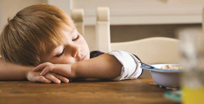 Быстрая утомляемость - признак хронической формы описторхоза у ребенка