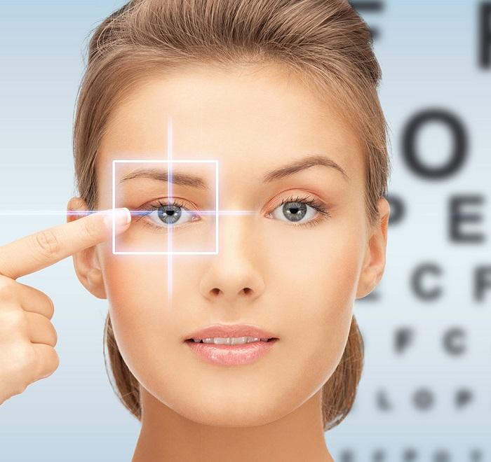 Потеря зрения вследствие токсокароза