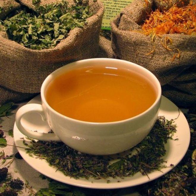 Чай от гельмитов