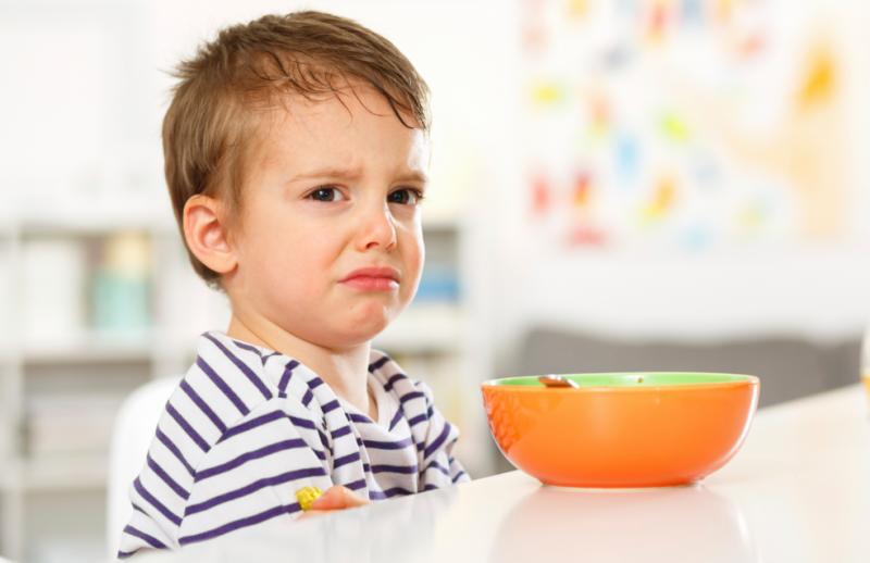 отсутствие аппетита у детей