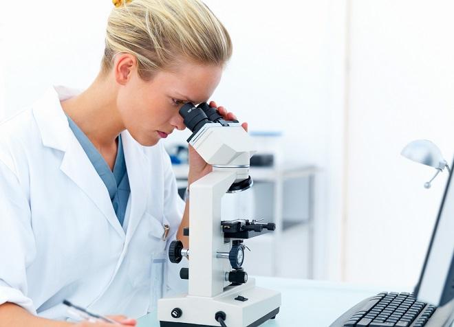 Лаболаторное исследование материала на наличие аскарид