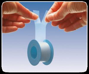 Медицинский пластырь прозрачный для ран
