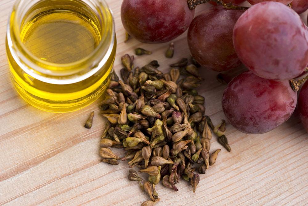 Маски для волос с виноградным маслом