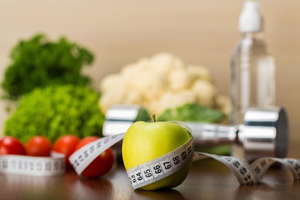 Продукты для похудения яблоко