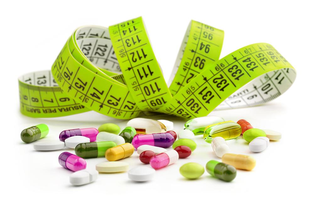 Какие витамины нужно пить при похудении?