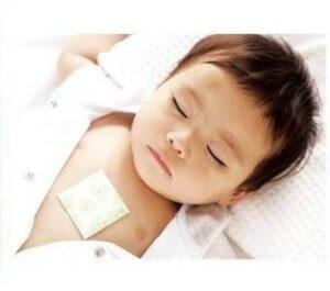 Китайский пластырь от кашля для детей