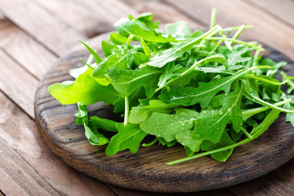 Какую зелень есть при похудении