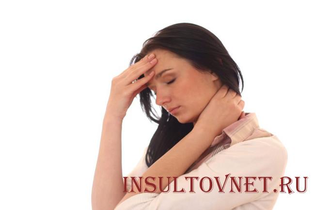 Пульсирующая левосторонняя головная боль