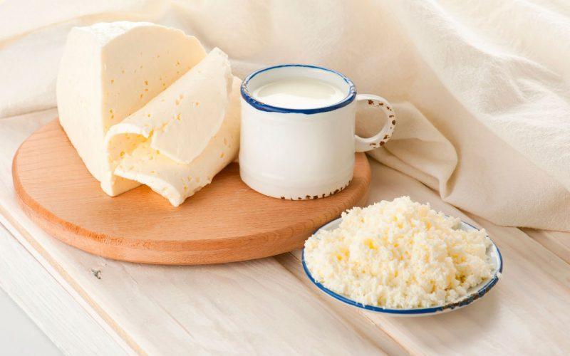 кисло молочные продукты от лямблиозе