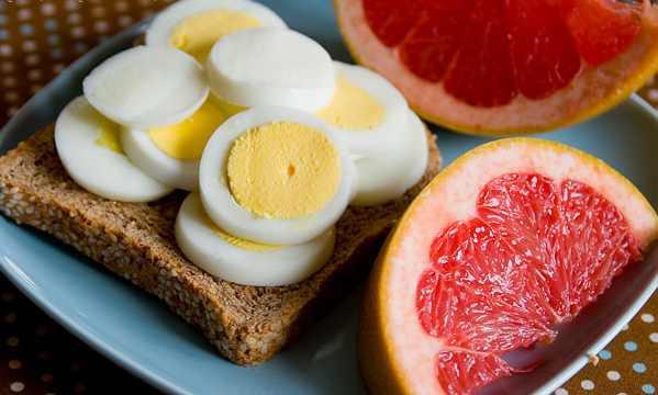 можно ли худеть на яйцах