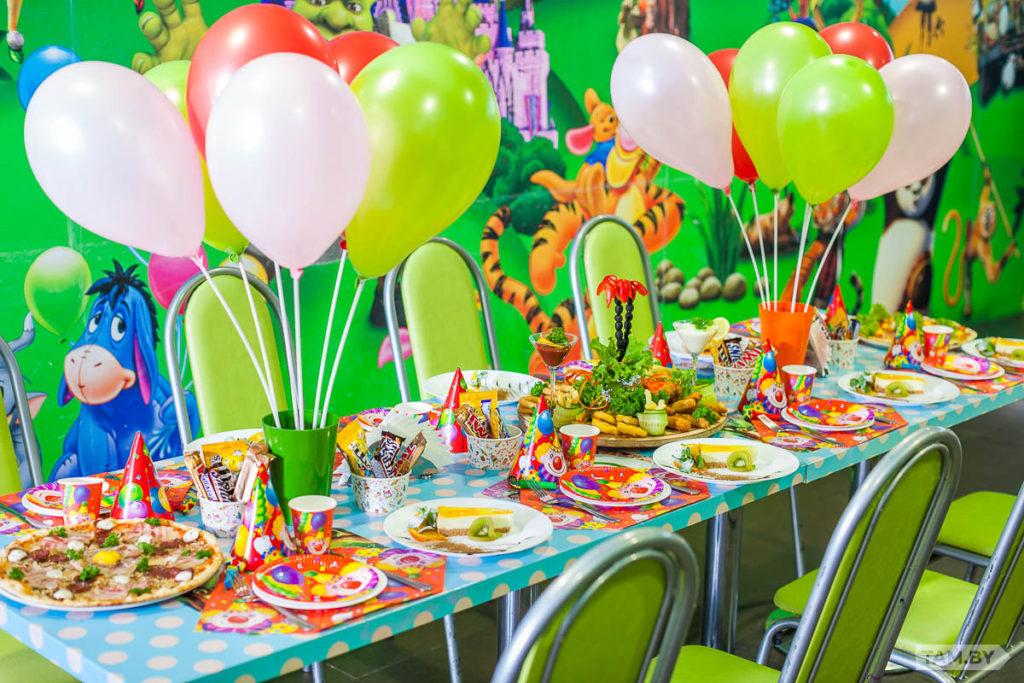 день рождения дочке 6 лет как отметить панорамном режиме