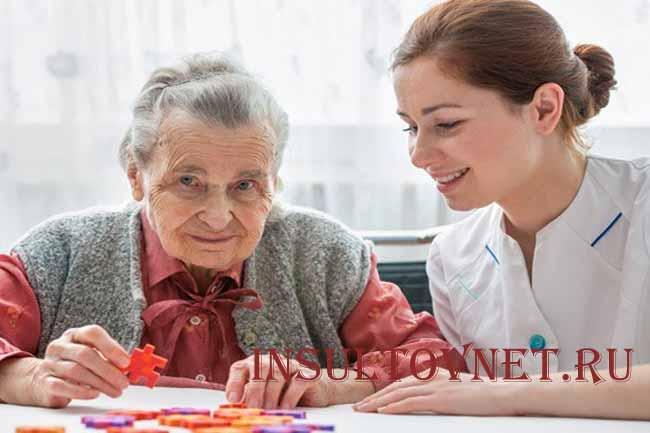 Болезнь Альцгеймера у женщин
