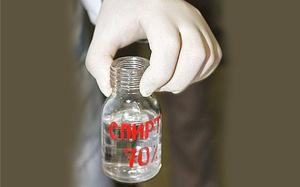 Порезы и раны необходимо всегда обрабатывать спиртом