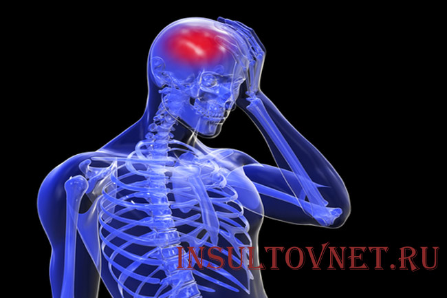 Болит голова при патологии головного мозга