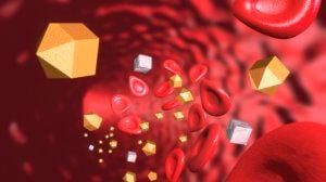 Действие нанопластыря в организме
