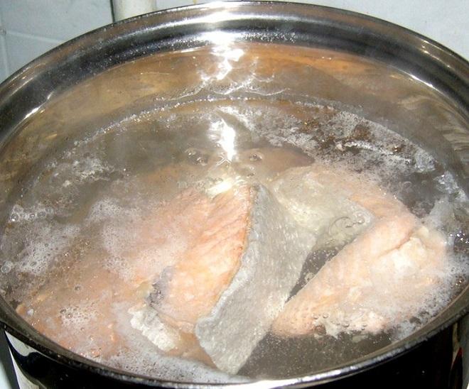 Качественная термическая обработка рыбы - прифилактика заражения описторхозом