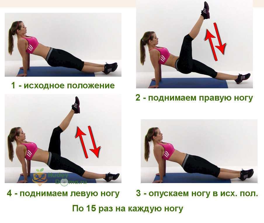 Сколько нужно заниматься чтобы ноги похудели