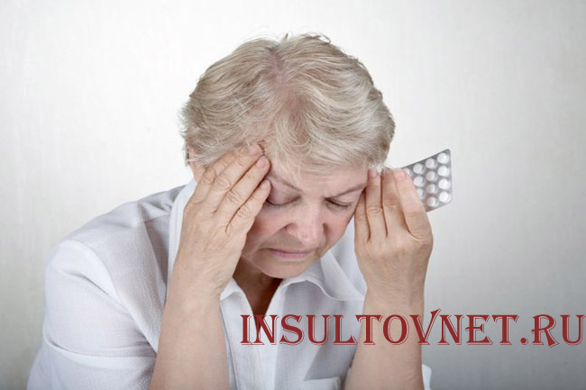 Болит голова после приема препаратов